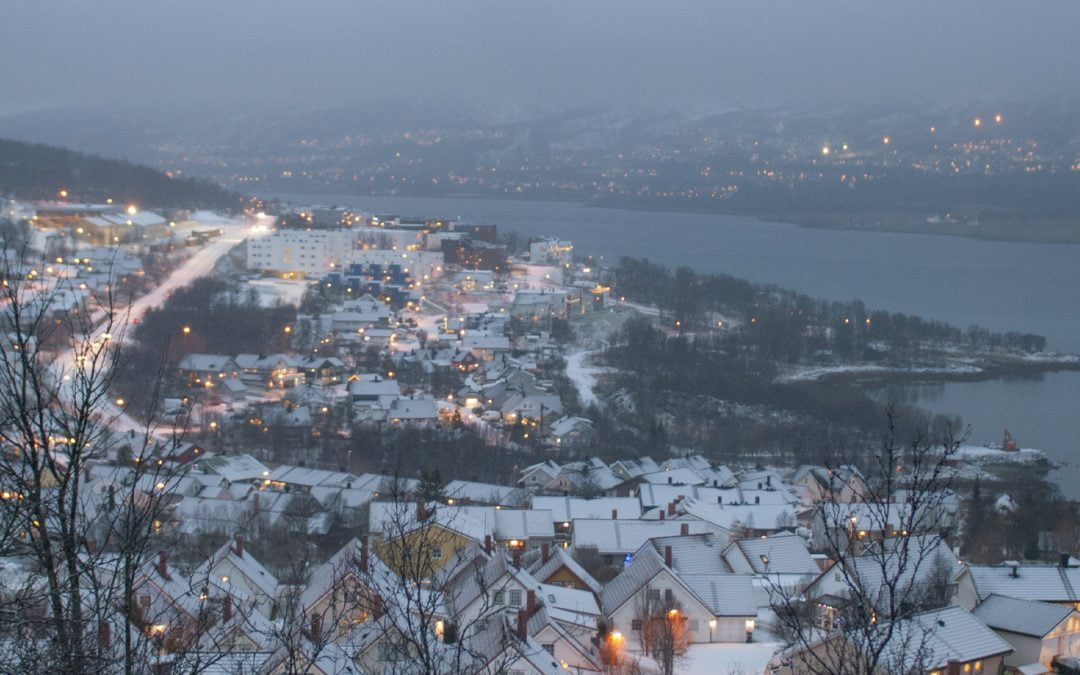 The last part of Our Cultures' journey, Tromsø